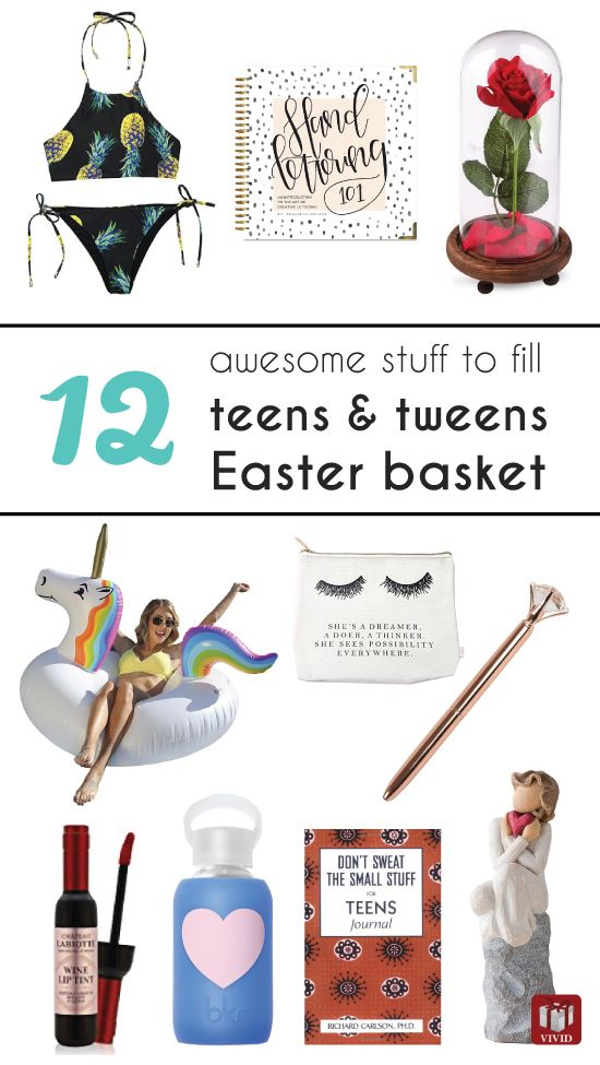 Birthday Gifts For Teenagers