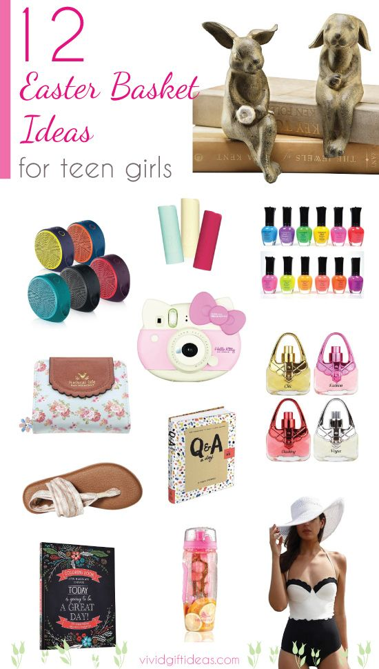 Birthday gifts for teenagers teen easter basket ideas easter birthday gifts for teenagers negle Images