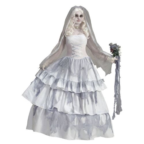 Birthday Gifts for Teenagers  sc 1 st  GiftsDetective.com & Birthday Gifts for Teenagers : Ghost bride (Halloween Costumes Teen ...