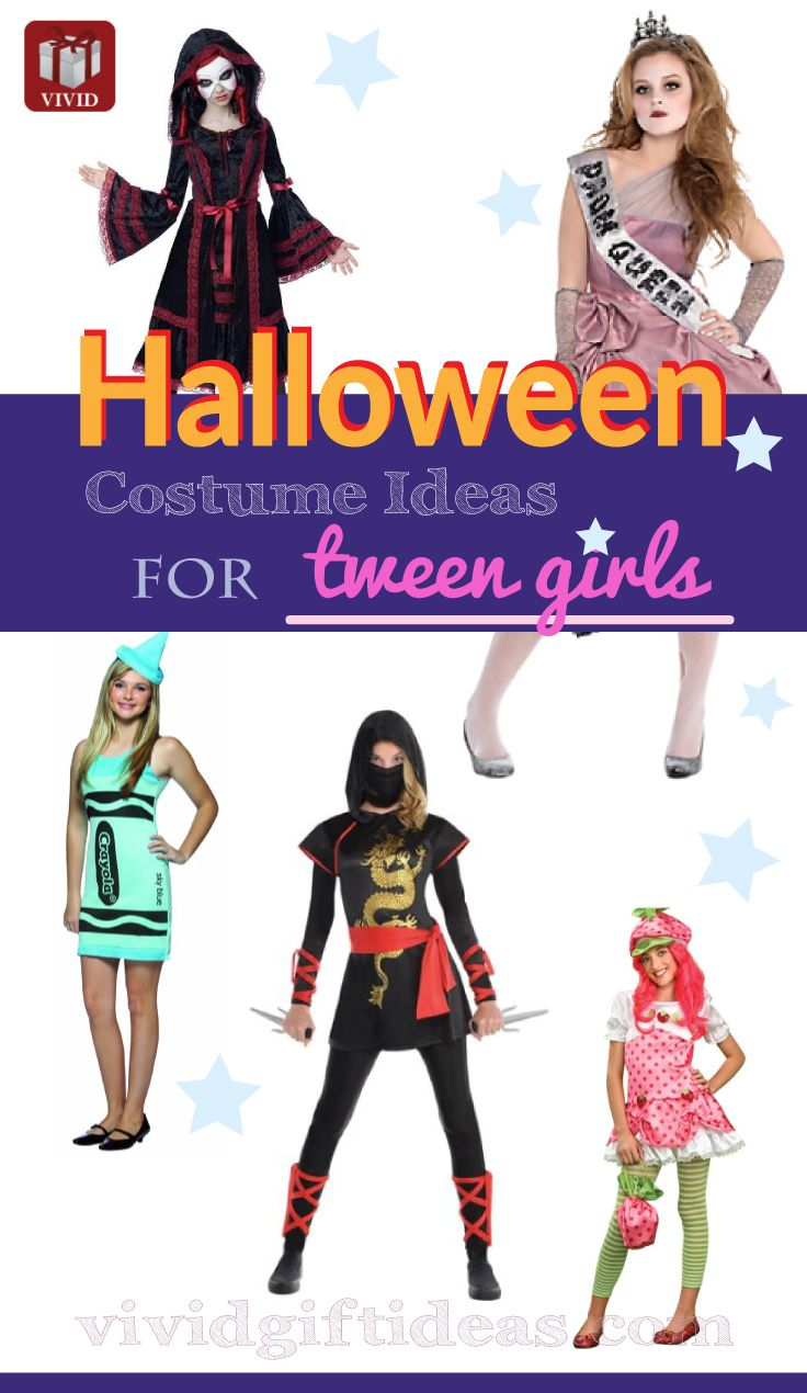 Birthday Gifts for Teenagers  sc 1 st  GiftsDetective.com & Birthday Gifts for Teenagers : Halloween Costumes for Tween Girls ...