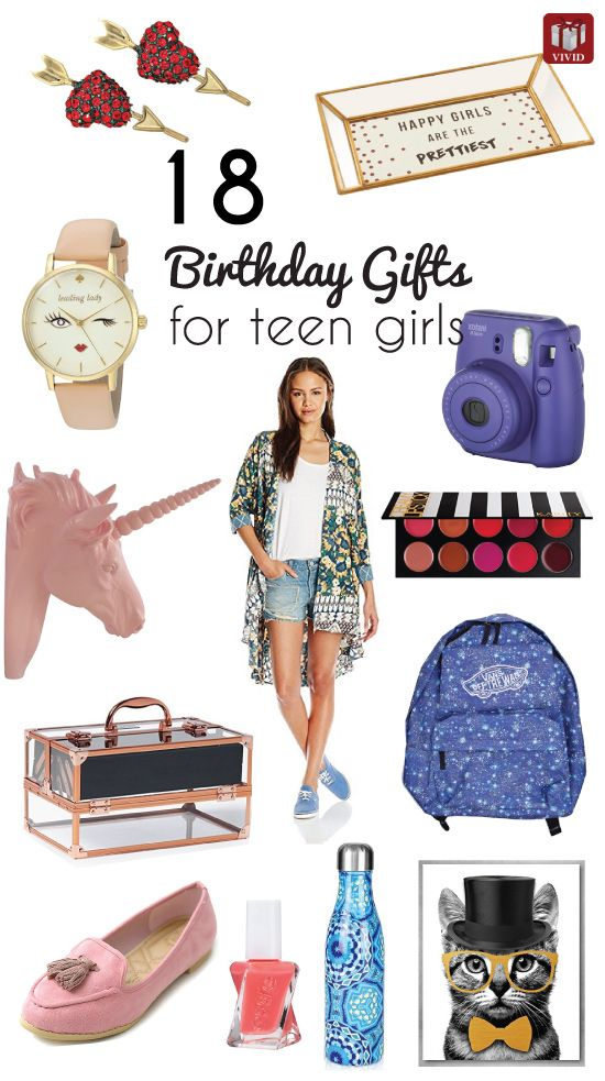 girl teen Birthday for gift