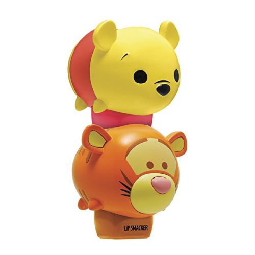 Lip Smacker Winnie The Pooh and Tigger Lip Balms (2017 Christmas stocking stuffe...