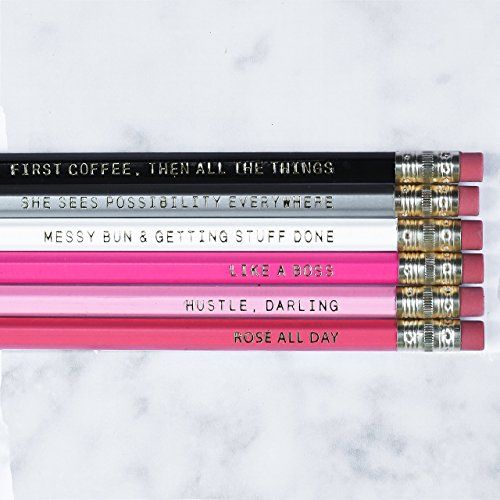 Birthday gifts for teenagers motivational pencil set pretty birthday gifts for teenagers negle Images