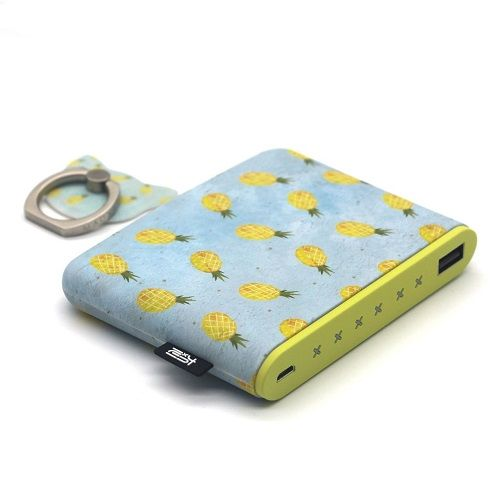 Pineapple Pocket Phone Charger. Tech gifts for teens. Christmas Holiday Gift Gui...