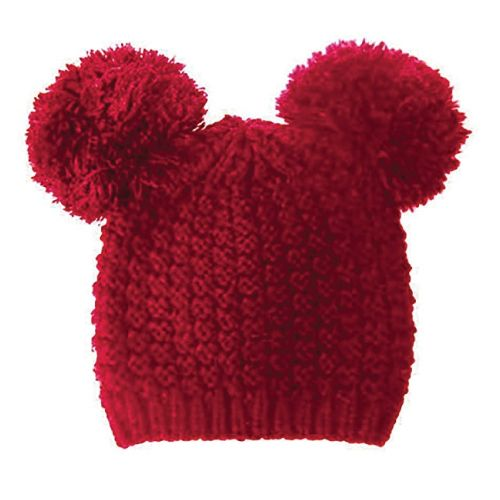 Birthday Gifts For Teenagers Pom Pom Ears Cute Beanie Hat