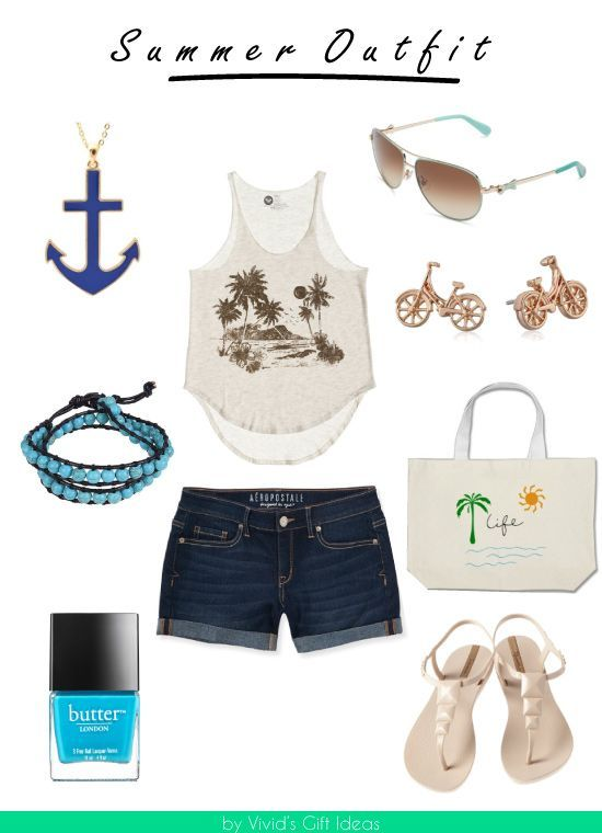 Birthday Gifts for Teenagers  Summer Outfit for Teen Girls - GiftsDetective.com | Home of Gifts ...