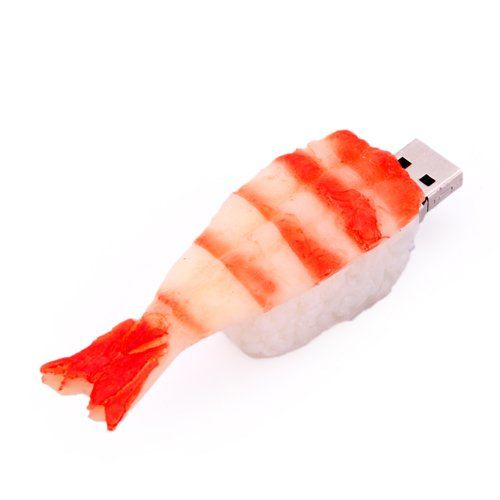 Sushi USB Flash Drive. Cute school supplies high school. Stocking Stuffers for T...