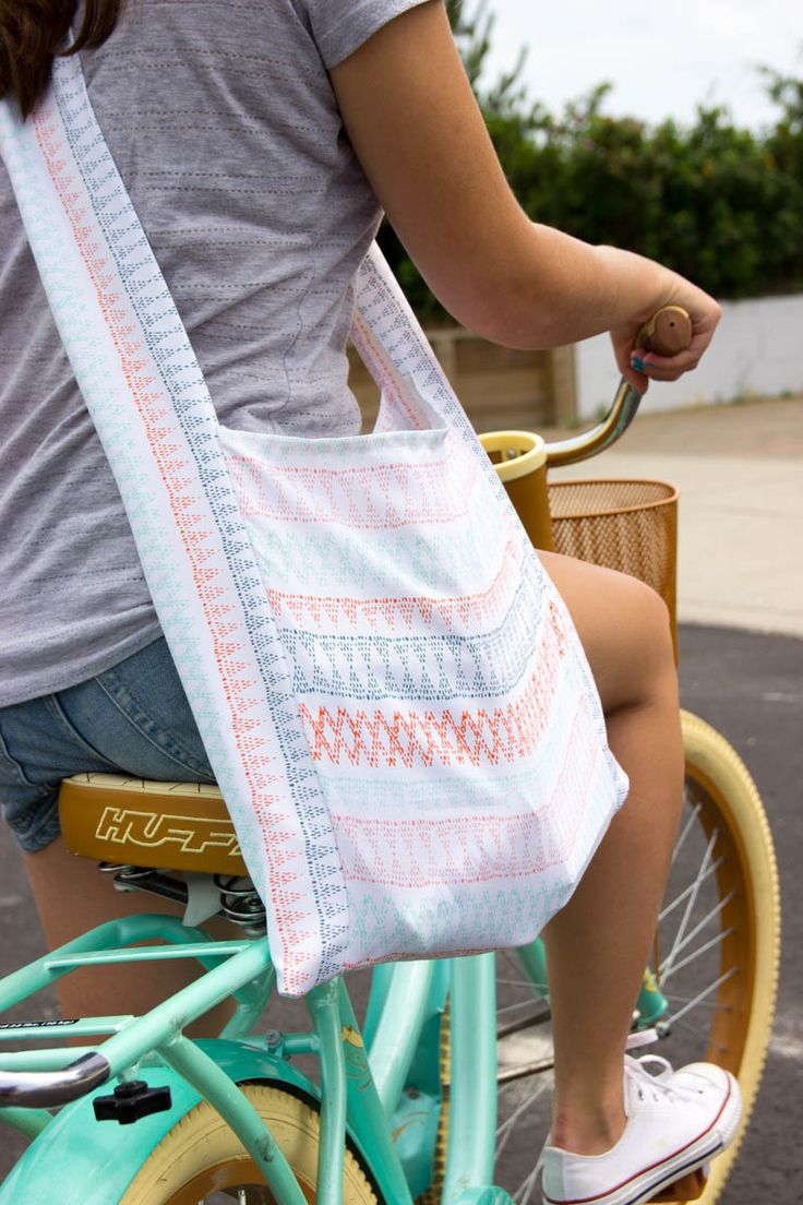 Birthday Gifts For Teenagers This Diy Sling Bag Will Be Perfect All Your Fun Summer Activities It Is So