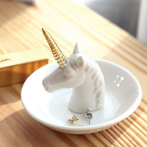 Unicorn Jewelry Tray Holder. Teen bedroom ideas. Christmas gifts ideas for teen ...