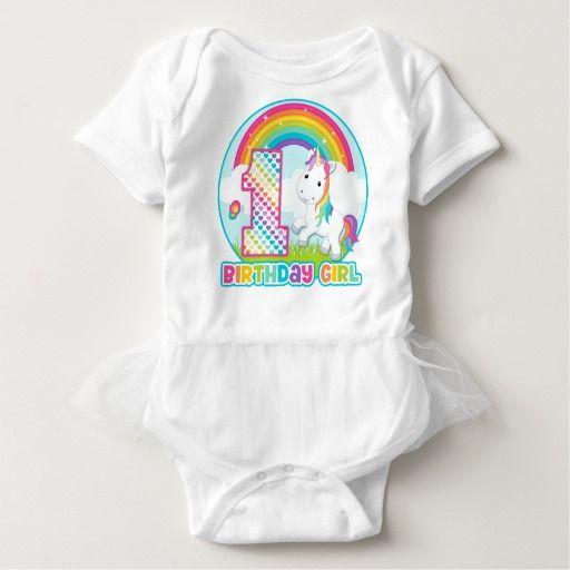 Birthday Gifts Ideas 1st Rainbow Unicorn