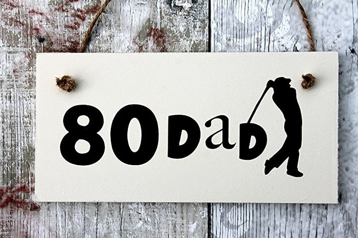 Birthday Gifts MadeAt94 Happy Birthday Plaque