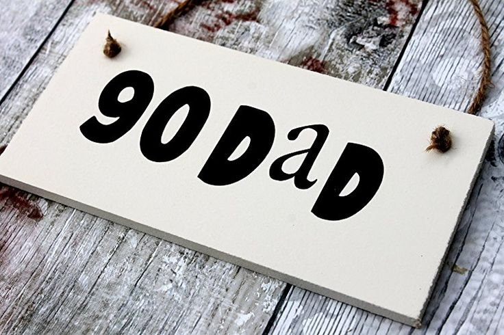 Birthday Gifts MadeAt94 90th Birthday Gift for Dad Plaque Men 95th