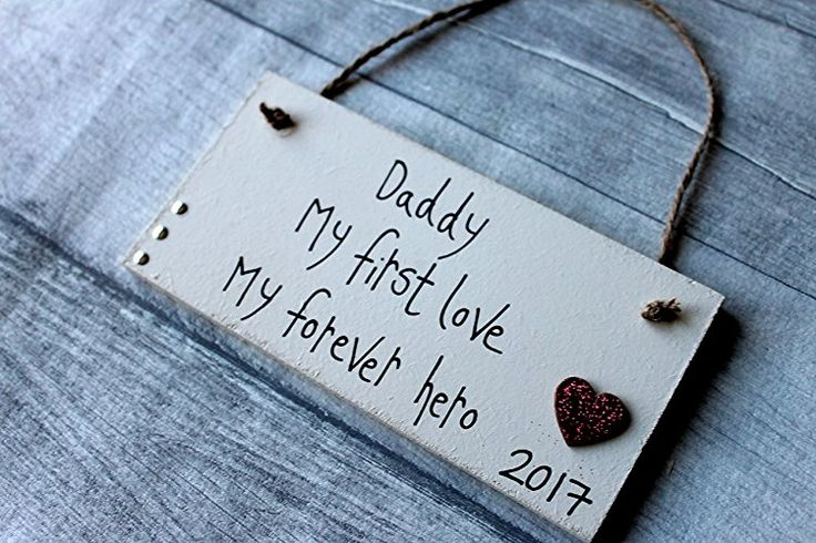 Birthday Gifts MadeAt94 Fathers Day Gift For Daddy My First Love