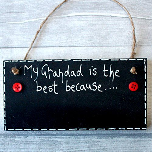 Birthday Gifts Madeat94 Gift For Grandad Fathers Day Signmy Grandparents Are