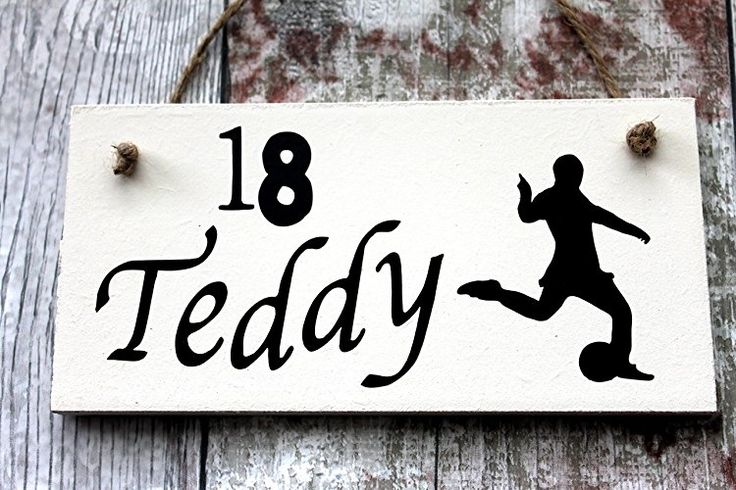 Birthday Gifts MadeAt94 Happy Plaque