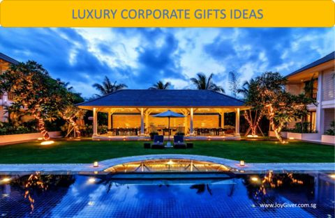 Luxury corporate gifts ideas are a great way to build and maintain the image of ...