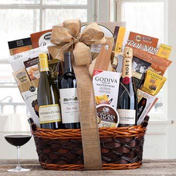 Supreme Corporate Gift Basket. See more at www.pro-gift-bask...!