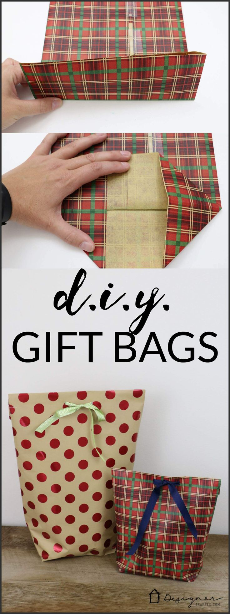 DIY Gift Wrapping Ideas : A MUST PIN FOR THE HOLIDAYS! Learn how to ...