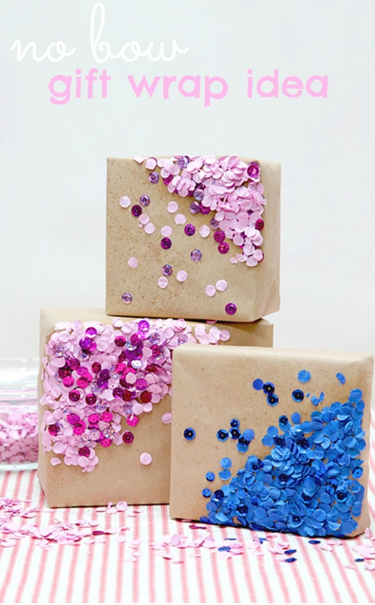 diy gift wrapping ideas a unique gift wrapping idea love that