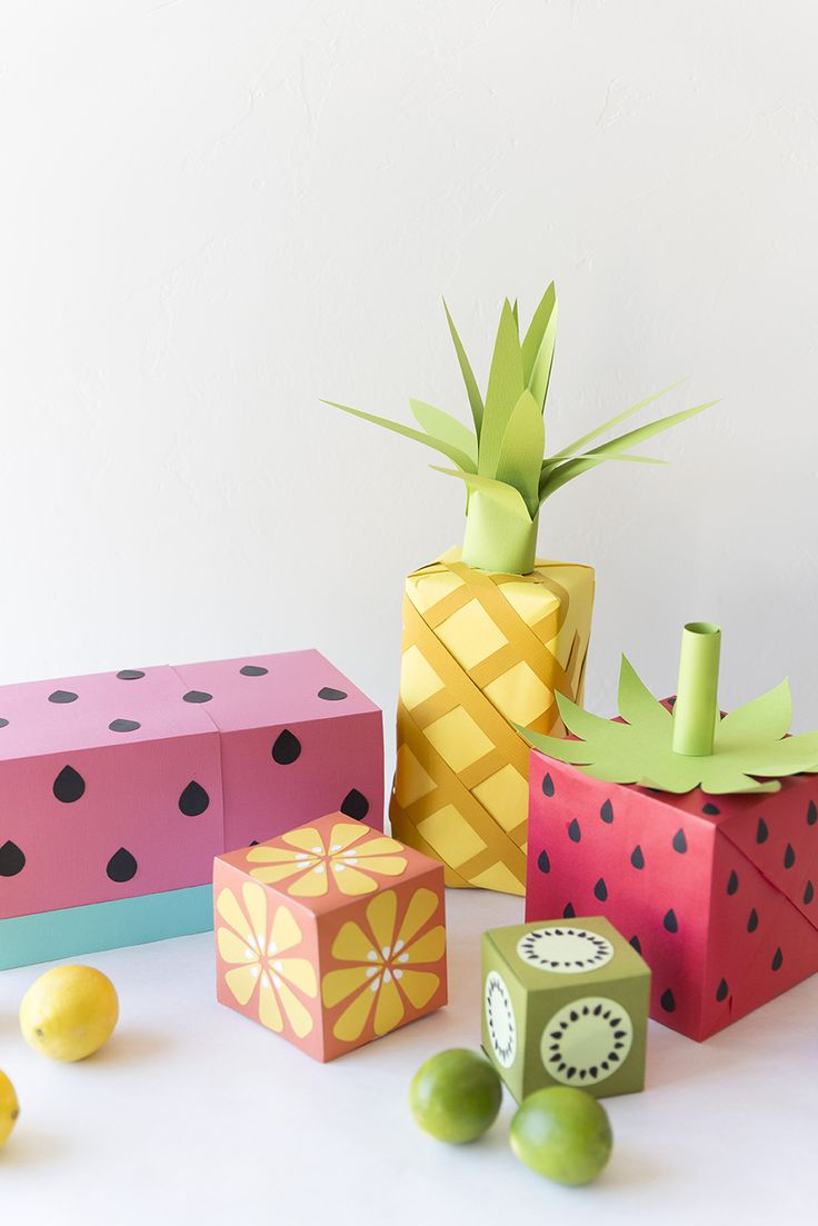 diy gift wrapping ideas diy fruit wrapping paper giftsdetective