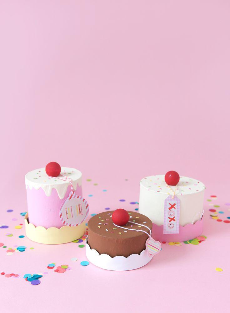 Best 25+ Paper cake ideas on Pinterest | DIY birthday box, Diy ...