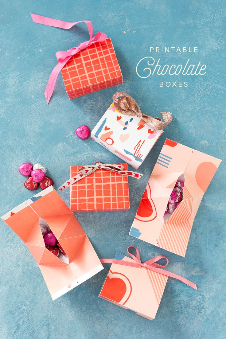 Diy Gift Wrapping Ideas Grab Some Dove Chocolate And Fill Up Our