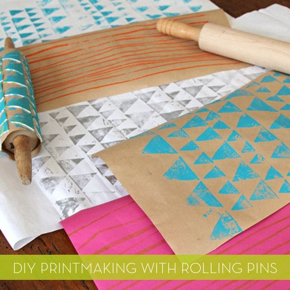 diy gift wrapping ideas how to make your own diy printed wrapping