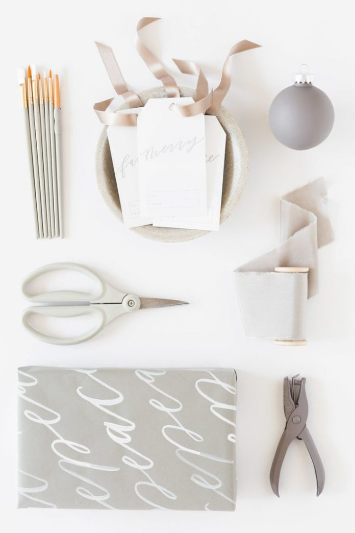 Diy gift wrapping ideas photography alyssa rosenheck