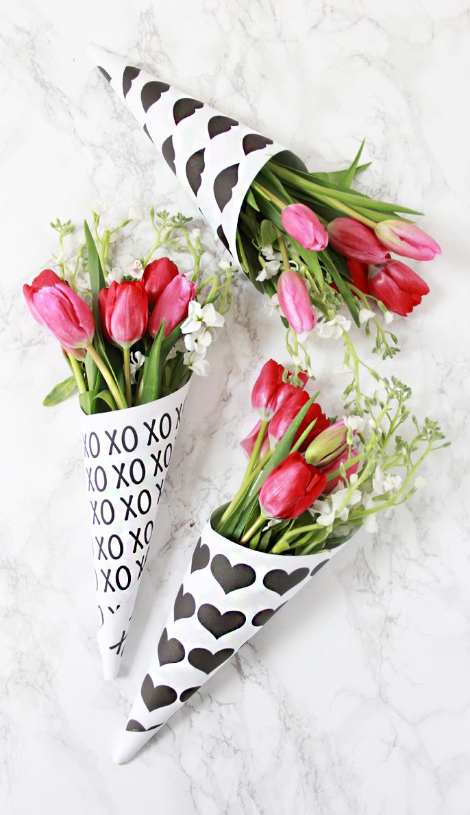 DIY Gift Wrapping Ideas : valentine gift ideas, flower bouquet ideas ...
