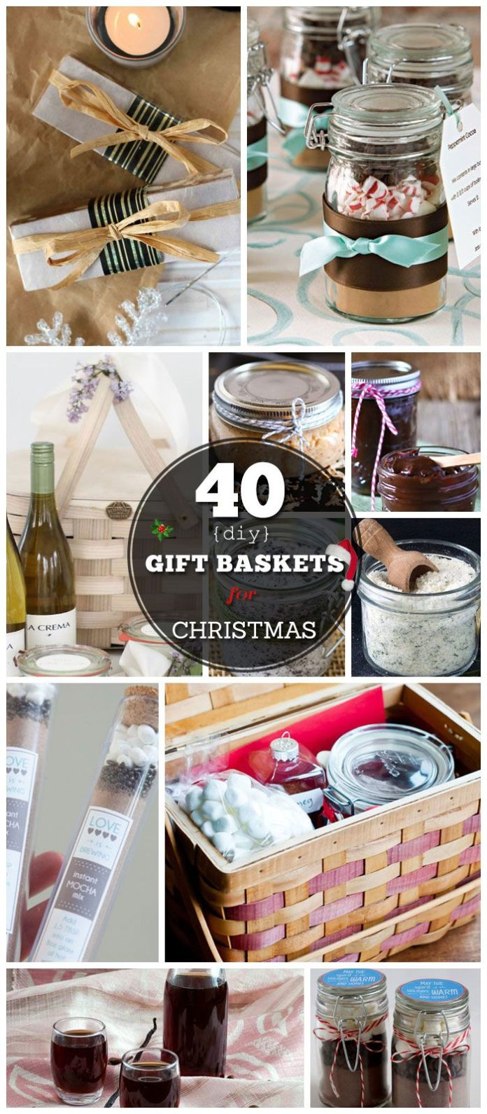 diy gift baskets diy gifts 40 diy gift basket ideas for 30518