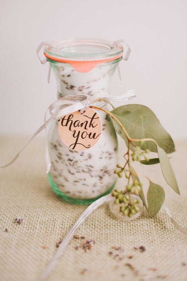 Lavender infused sugar -- hostess gift DIY