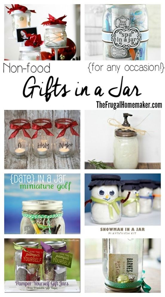 Diy gifts and wrap non food gifts in a jar for any occasion day diy gifts and wrap 2018 2019 solutioingenieria Images