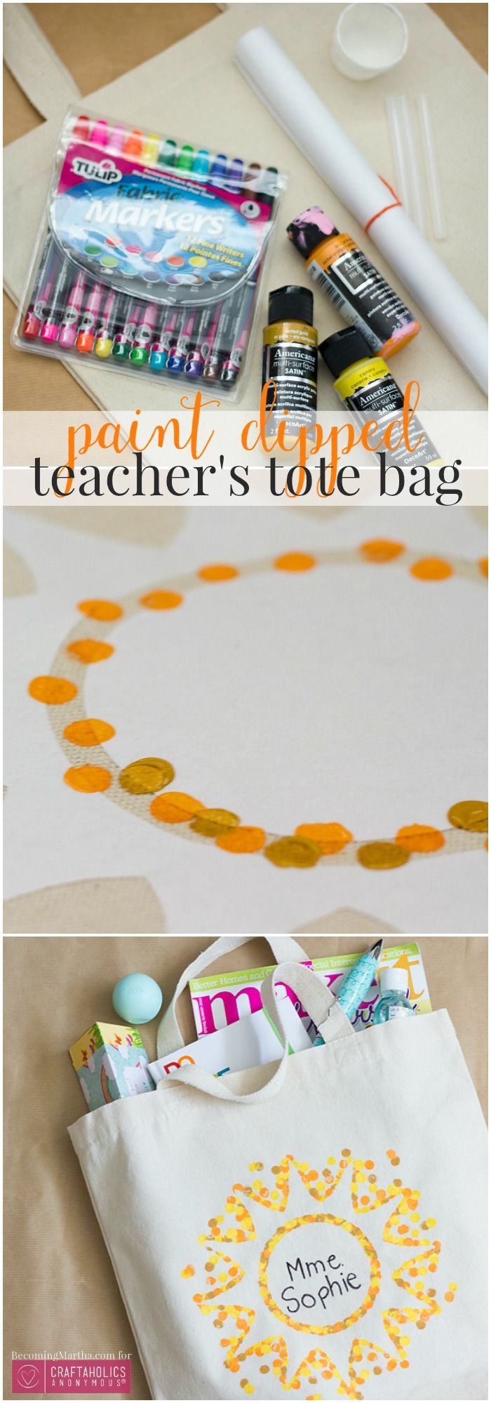 DIY Gifts Ideas : Craftaholics Anonymous® | End of the school year ...