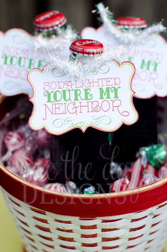 DIY Gifts 2018 /2019 & DIY Gifts Ideas : CUTE gift! Soda-lighted Youu0027re My ...