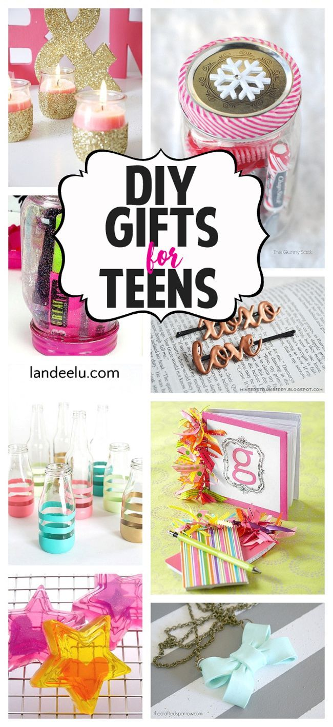 DIY Gifts Ideas : DIY Gift Ideas for Teens - GiftsDetective.com ...