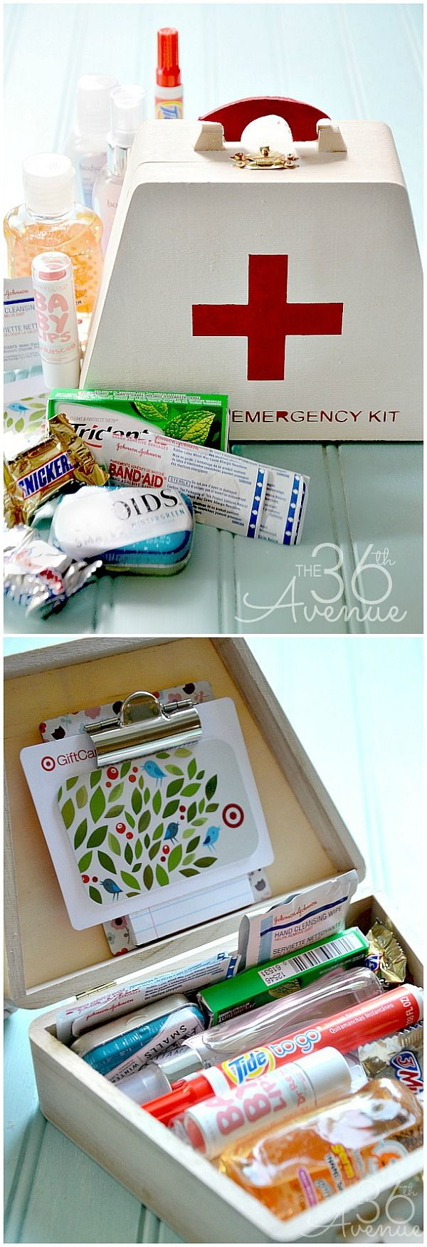 ideas for crafting diy gifts ideas emergency kit gift idea for 2216