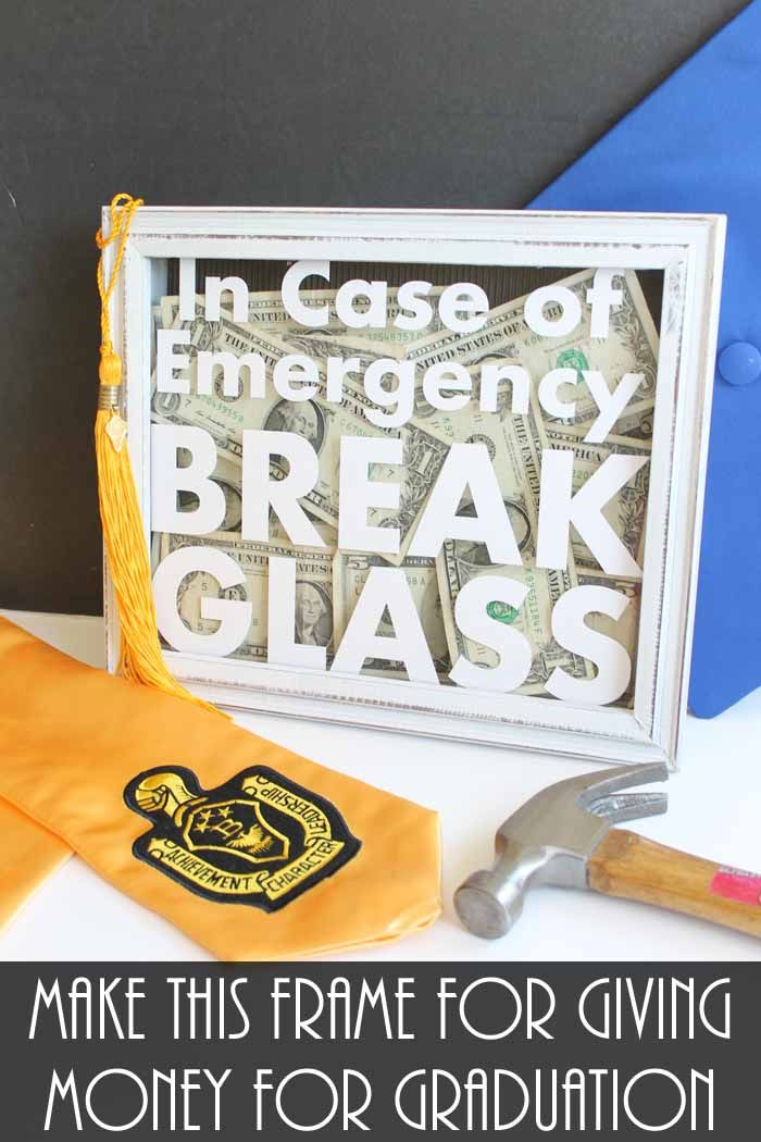 Diy gifts ideas giving money for graduation with unique graduation diy gifts negle Choice Image
