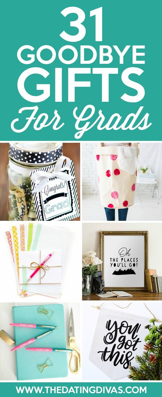 diy gifts ideas goodbye gifts for grads cute and easy grad gift