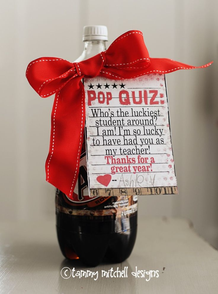 DIY Gifts Ideas : Pop Quiz - GiftsDetective.com | Home of Gifts ...