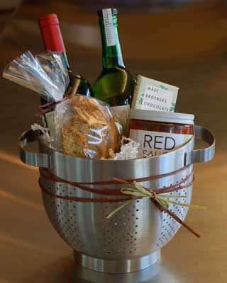 Diy Gifts Ideas Spaghetti Dinner Housewarming Giftlove Using