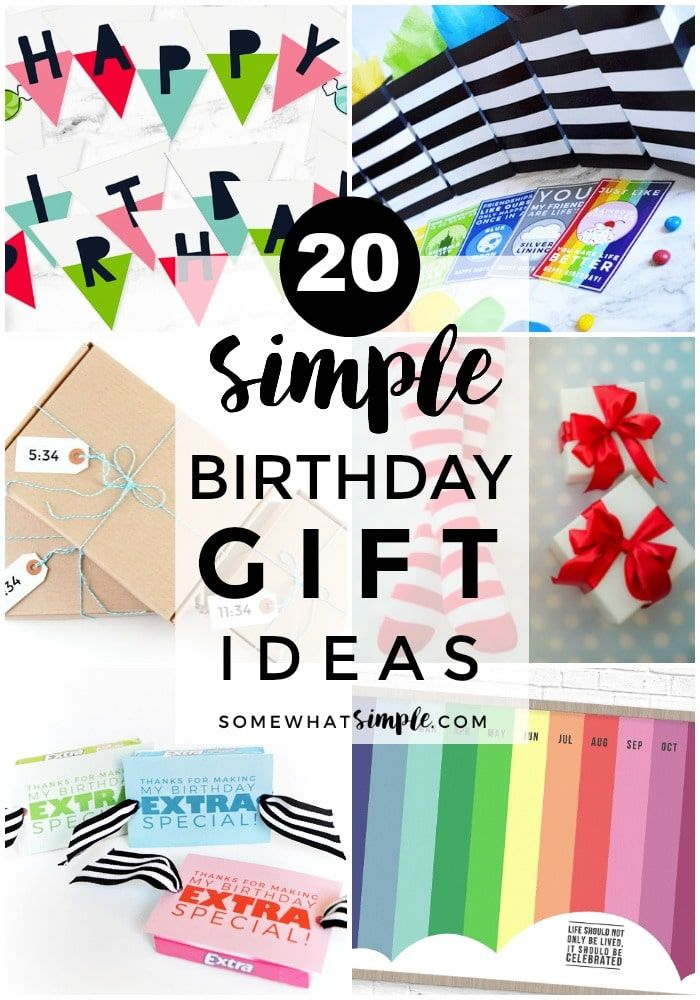 Time to celebrate! Here are ourFavorite Birthday Ideas to make that special da...