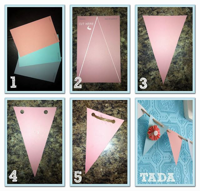 diy wrapping gifts inspiration diy banner idea and baby shower