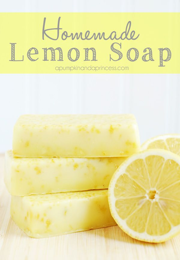 diy wrapping gifts inspiration homemade lemon soap mother s day