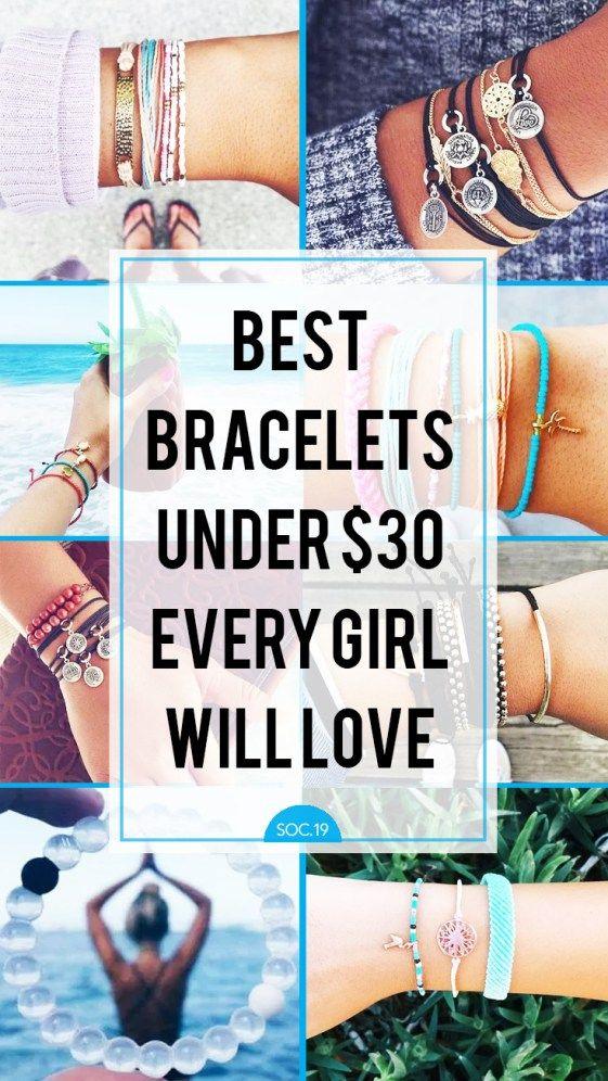 Best Bracelets Under $30 Every Girl Will Love