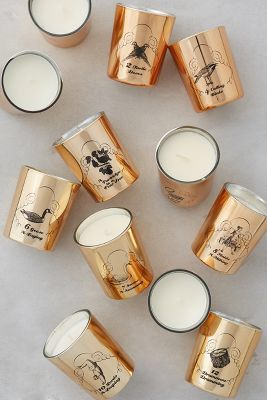 Love a good collection of candles