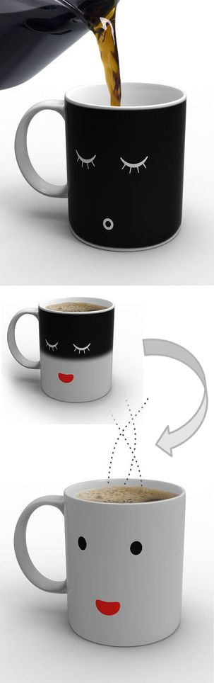 Morning Mug is absolutely cute and a great gift idea!!!