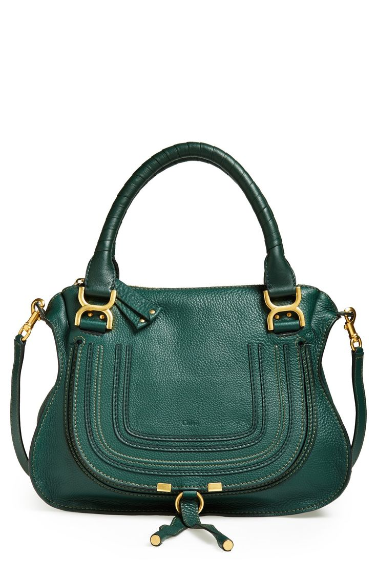 No handbag collection is complete without a gorgeous Chloe satchel.