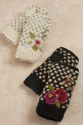 Posh Fingerless Gloves #gift #giftsforher