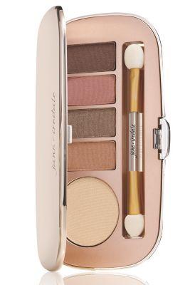 Pretty PALETTE - Jane Iredale Naturally Glam Eyeshadow Kit #palette #eyeshadow #...