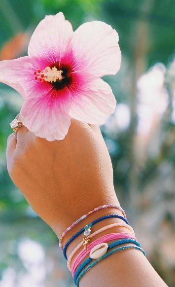 Pura Vida Bracelets are the cutest for summer